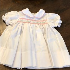 Other - Infant smocked dress size 18 months